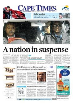 A nation in suspense