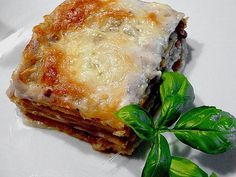 Béchamel With Minced Meat And Lasagne - recipes Sauce Recipes, Beef Recipes, Cooking Recipes, Recipies, Vegetable Drinks, Vegetable Dishes, Mince Dishes, Pasta Carbonara, Banana Recipes