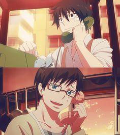 My cutie pie babies! <3 <3 <3 | Rin and Yukio | Ao no Exorcist