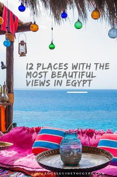 beautiful views These 12 places have the most stunning views Egypt has to offer. Sharm El Sheikh Egypt, Hurghada Egypt, Egypt Travel, Africa Travel, Places In Egypt, Places To Go, Vacation Trips, Dream Vacations, Visit Egypt
