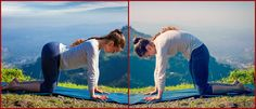 7 Easy Yoga Asanas That Will Kiss Your Neck Pain Goodbye! Cow Face Pose, Cat Pose, Cow Cat, Neck Yoga, Neck Exercises, Neck Pain Relief, Shoulder Muscles, Best Ab Workout, Kiss You