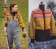 「fall 2000s knitwear men」的圖片搜尋結果 Knitting Patterns Free, Free Knitting, Tweed, Ravelry, Pull Jacquard, Knit Art, Cable Knitting, Jacket Pattern, Models