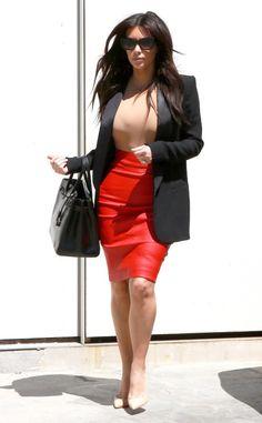 kim kardashian celebrity fashion style - Google Search