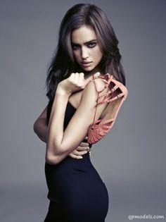 Irina Shayk for XTI Shoes Spring/Summer 2014 Campaign - http://qpmodels.com/european-models/irina-shayk/6297-irina-shayk-for-xti-shoes-spring-summer-2014-campaign.html
