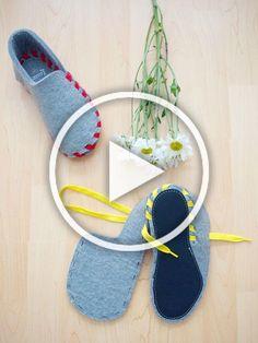 icu ~ Pin by Ellen on Stricken in 2020 Felt Crafts Diy, Diy Crafts Hacks, Diy Crafts To Sell, Sewing Crafts, Fashion Sewing, Diy Fashion, Sewing Slippers, Diy Pouf, Teddy Bear Sewing Pattern