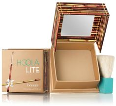 Shop Benefit Cosmetics' Hoola Matte Bronzer at Sephora. An award-winning Hoola Matte Bronzing powder—now available in four shades for a sunkissed glow. Benefit Cosmetics, Benefit Makeup, Makeup Cosmetics, Becca Cosmetics, Cheek Makeup, Skin Makeup, Bronzer Makeup, Makeup Organization, Makeup Products