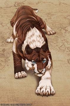 credit card art Watch video draw here- - creditcard Pet Anime, Anime Animals, Cute Animals, Big Cats Art, Furry Art, Cat Art, Mythical Creatures Art, Fantasy Creatures, Cute Animal Drawings