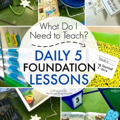 Over the last 8 weeks, we have covered a lot of ground. We've explored each other's classrooms, traded ideas, asked questions, and remembered why The Daily 5 matters. Creating lifelong readers requires daily, dedicated time to read. We, as teachers, must give students time to fall in love with books. In this post, I've shared...
