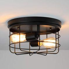 Rustic Flush Mount Lighting, Farmhouse Flush Mount Light, Farmhouse Kitchen Light Fixtures, Flush Lighting, Kitchen Lighting Fixtures, Porch Lighting, Farmhouse Lighting, Rustic Ceiling Light Fixtures, Pendant Lighting