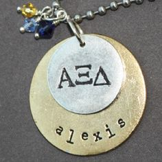 Style 102 - Alpha Xi Delta - Greek with Envy
