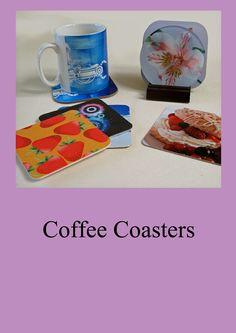 Coffee Coaster Holder Coffee Coasters, Photo Coasters, Coaster Holder, Personalized Photo Gifts, Your Design, Canvas Prints, Mugs, Tableware, Color