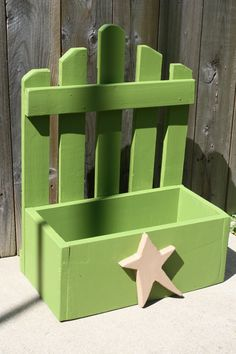 Unique Primtiques Primitive STAR Hedge Green by UniquePrimtiques, $49.95