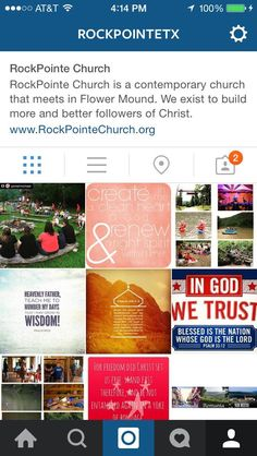 Rockpointe church of flower mound rpctx on pinterest our rpc instagram account mightylinksfo