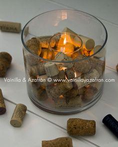 Reusa los corchos de tus vinos/ Recycle your wine corks