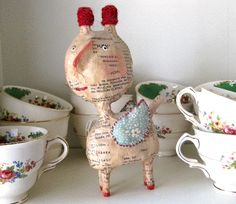 Studio Betsy Timmer: Julie Arkell: Combining Cute and Creepy