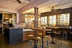 tappo2 Restaurant Paris, Interior Design, Rue, Table, Arrondissement, Furniture, Ferret, David, Home Decor