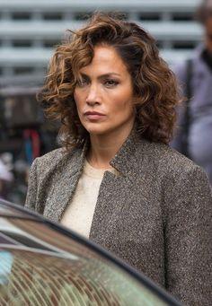 Jennifer Lopez Photos - Stars Perform on the Set of 'Shades of Blue' in New York - Zimbio