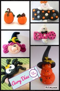I Know its not Halloween but im still making these :)