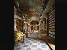 Bibliothèque nationale de République tchèque, Prague