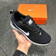 18a99d975910f Mens Nike Air Max 2018 Flyknit Black White Running Shoes