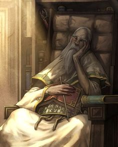 Ogma, Celtic God of eloquence, genius and language. He is said to have invented the Runic language of the Druids, the Ogham alphabet, which was named thusly in honor of his name.
