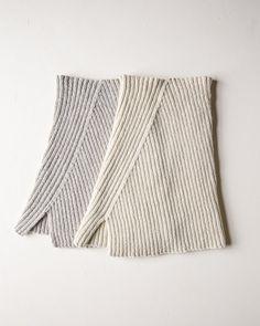 Converging Lines Cowl | Purl Soho