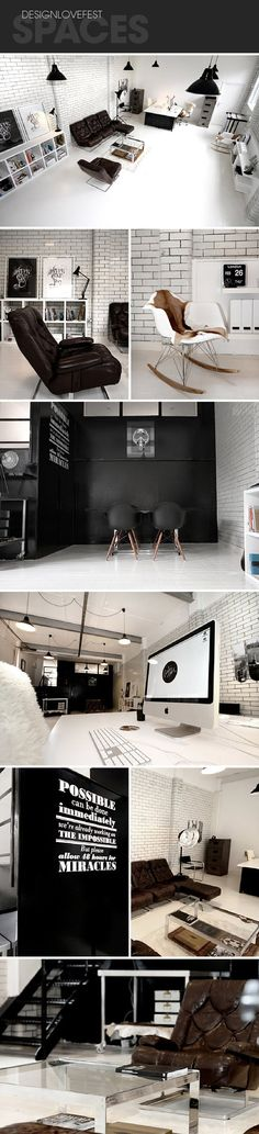 Crazy loft!!! - I'm crazy about this place. Except for the walls, I would prefer brick instead of tiles.