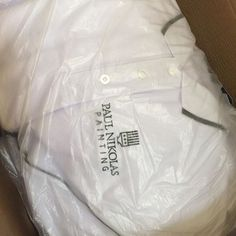 Smart looking embroidered shirts for Paul Nikolas Painting, sharp clean logo looks good on these breathable polyester polo shirts. Need a painter, give Paul and his team a call on 0405 188 176  Need uniforms, call us on 1300 566 528 #lookinggoodatwork #embroideredpolo #uniforms #paulnikolaspainting #goldcoastpainter #goldcoastbusiness #queenslandbusiness #northernnswbusiness #embroidery #screenprinting #heattransfer #dyesublimation #workwear #ppe #promotionalproducts