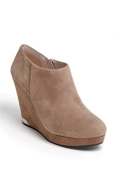 Vince Camuto 'Klance' Wedge Bootie available at #Nordstrom
