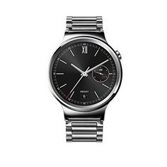 """Get This Nice Huawei Watch (U.S. Warranty) for only $230 1.4"""" Full Circle AMOLED display with scratch resistant sapphire glass and stainless steel body Compatible with most devices with Android 4.3 or later operating system Get notifications and alerts for calls, texts, and apps with over 4000 Android Wear apps to choose from Check more at http://www.arifrizal.com/shop/huawei-watch-u-s-warranty/"""