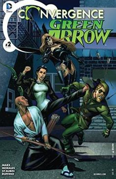 *High Grade* (W) Christy Marx (A) Rags Morales, Jean-Claude St. (CA) Rags Morales STARRING HEROES FROM ZERO HOUR! It's a family feud! The first-ever meeting between Oliver Queen and Connor Hawke gets