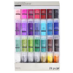 Featuring a full range of colors, this extra-fine glitter gives projects texture and dimension, perfect for embellishing paper crafts, party decorations, apparel crafts and more. Glitter Lip Gloss, Diy Lip Gloss, Elmer's Clear Glue, Diy Arts And Crafts, Paper Crafts, Diva Light, Acrylic Nail Supplies, Extra Fine Glitter, Diy Projects To Make And Sell