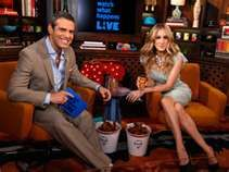 Andy Cohen & Watch What happens Live show on Bravo!