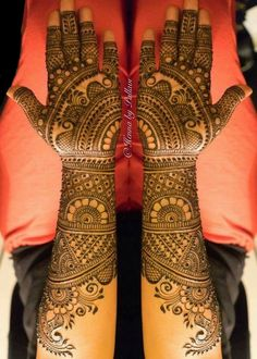 Browse thousands of Mehendi Design Image on Happy Shappy. You can save photos view images and more like designs for hands, feet, backhand and more. Wedding Henna Designs, Indian Henna Designs, Latest Bridal Mehndi Designs, Full Hand Mehndi Designs, Henna Art Designs, Mehndi Designs 2018, Modern Mehndi Designs, Mehndi Design Pictures, Mehndi Designs For Girls