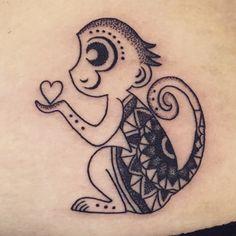 Mandala monkey xx