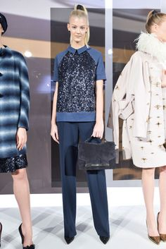 New York Fashion Week February 2014  Kate Spade Collection