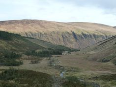 Fraughan Rock Glen Co.Wicklow - great hiking country!