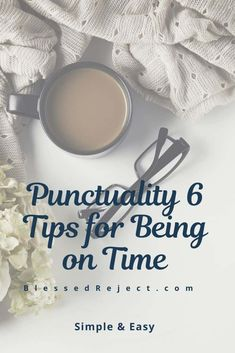 With our six simple and easy tips you will finally get real with yourself and conquer being on time. Feeling Rejected, Emotional Pain, Seeking God, Time Management Tips, Health And Wellness, Mental Health, Healthy Mind, Mom Blogs, Dreaming Of You