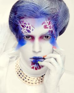 makeup by DeMaria