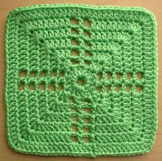 Ravelry: Lacy Cross pattern by Jan Eaton