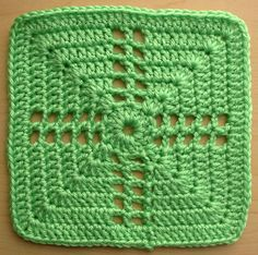 Ravelry: Lacy Cross pattern by Jan Eaton NO PATTERN IMAGE FROM A BOOK