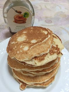 Mamma Stranger Blog: PANCAKES strepitosi per i vostri bambini..!! Mamma, Pancakes, Breakfast, Blog, Morning Coffee, Pancake, Blogging, Crepes