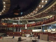 The Royal Theater on Harmony of the Seas.