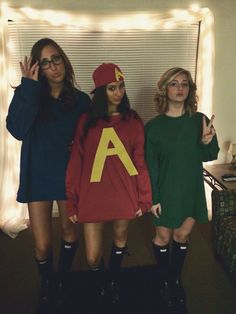 Alvin and the Chipmunks Halloween costume 2014