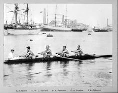 Port Adelaide Rowing Club 1900-30.