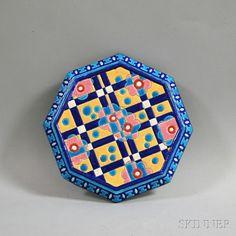 Longwy Ceramic Trivet