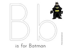 1+1+1=1...Batman Preschool Pack it has everything you need for the pack for free