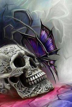 Dark art sweet , like it