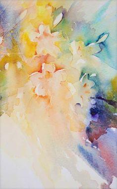 Jean Heines WATERCOLOR #watercolor jd