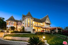For sale: $8,200,000. BREATHTAKING UNOBSTRUCTED OCEAN VIEWS! This beautiful Victorian style Luxury Estate features the main house with 2 large master suites, downstairs guest bedroom, Family Room/Den, separate private Jacuzzi area with waterfalls and built-in BBQ, and gorgeous tiled pool all with unobstructed ocean views.  Entertainers Kitchen with dining in the breakfast room or at the large kitchen island. The Guest house sits above the main house with beautiful views of the ocean. The...